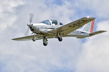 D-EXLB - Smart Aviation Tecnam P2002JR Sierrra