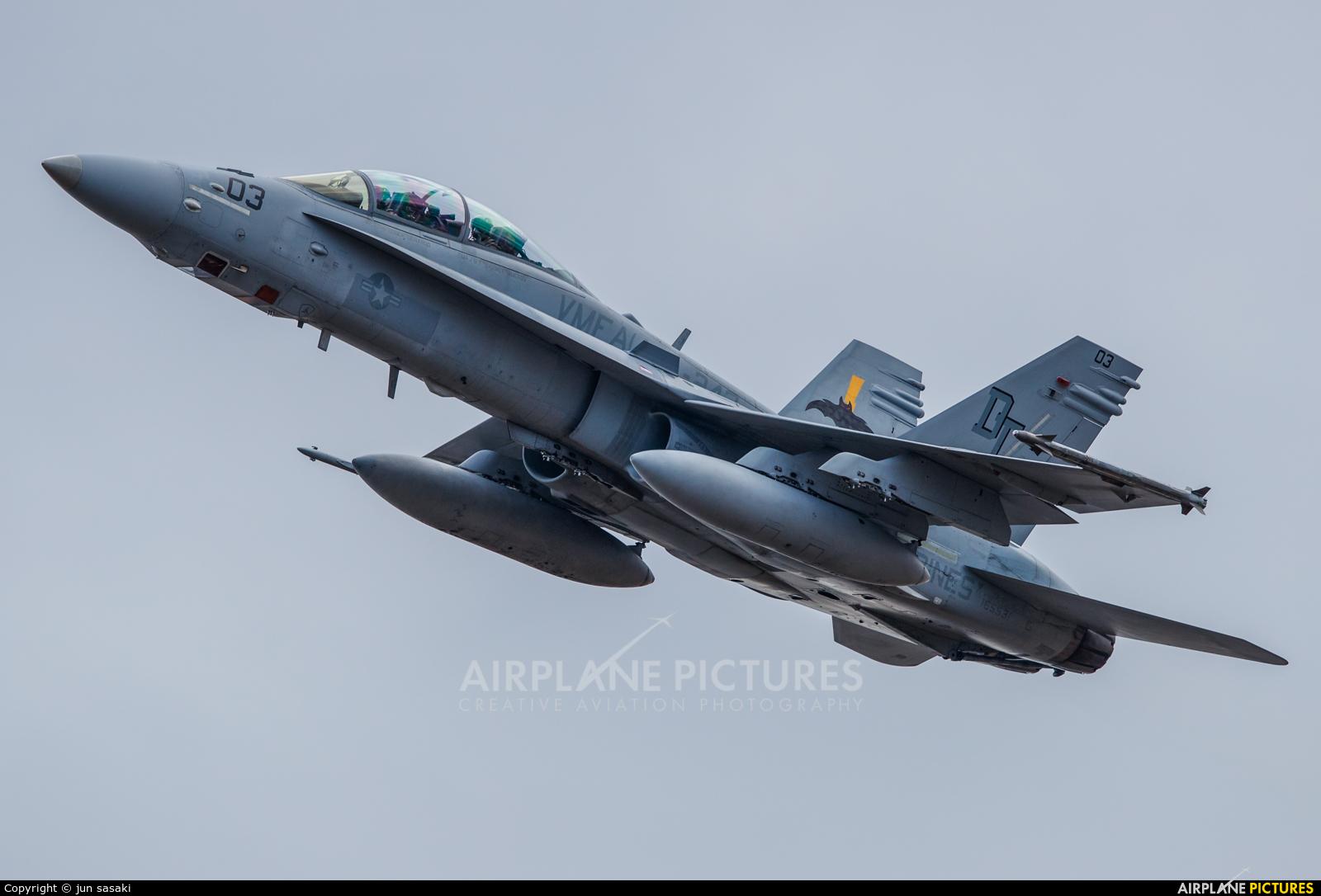 USA - Navy 165531 aircraft at Atsugi AB