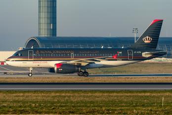 JY-AYN - Royal Jordanian Airbus A319