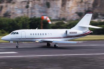 N268QS - Netjets (USA) Dassault Falcon 2000
