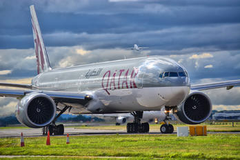 A7-BAO - Qatar Airways Boeing 777-300ER