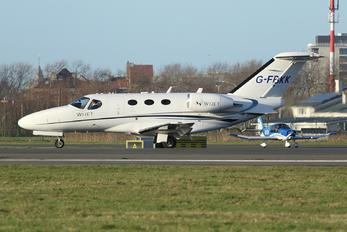 G-FBKK - Blink Cessna 510 Citation Mustang