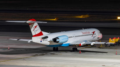 OE-LVO - Austrian Airlines/Arrows/Tyrolean Fokker 100