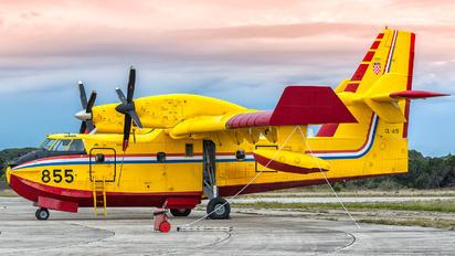 855 - Croatia - Air Force Canadair CL-415 (all marks)