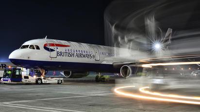 G-EUXJ - British Airways Airbus A321