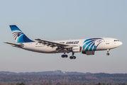 SU-GAS - Egyptair Cargo Airbus A300F aircraft