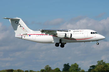 EI-RJU - CityJet British Aerospace BAe 146-200/Avro RJ85