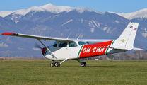 OM-CMH - Private Cessna 172 Skyhawk (all models except RG) aircraft