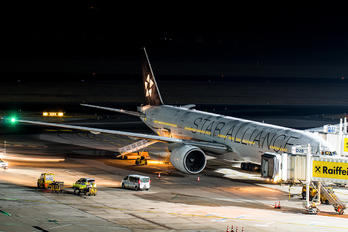 B16701 - Eva Air Boeing 777-300ER