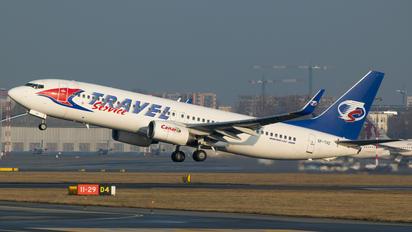 SP-TVZ - Travel Service Boeing 737-800