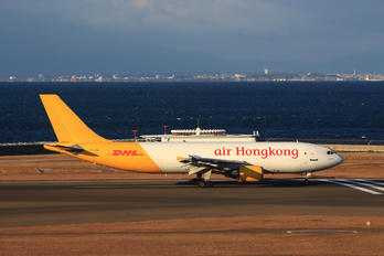 B-LDA - Air Hong Kong Airbus A300