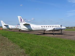 LV-BYM - American Jet Fairchild Dornier SA-227DC Metro23