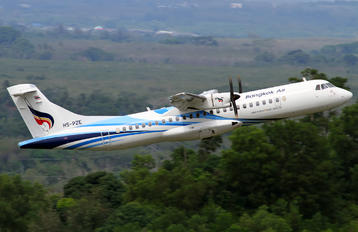 HS-PZE - Bangkok Airways ATR 72 (all models)