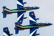 "MM55058 - Italy - Air Force ""Frecce Tricolori"" Aermacchi MB-339-A/PAN aircraft"
