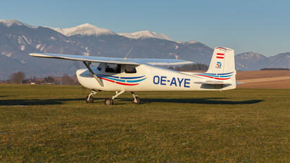 OE-AYE - Private Cessna 150