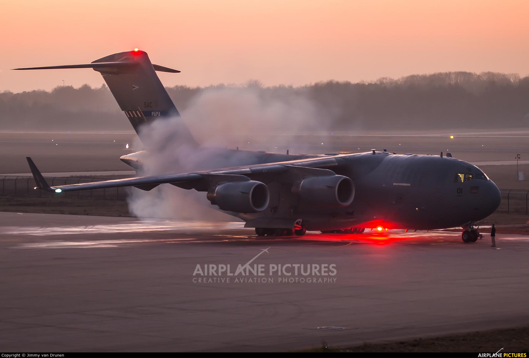 Hungary - Air Force 080001 aircraft at Eindhoven