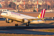D-AIQS - Germanwings Airbus A320 aircraft