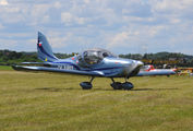 OK-JUR03 - Private Evektor-Aerotechnik EV-97 Eurostar aircraft