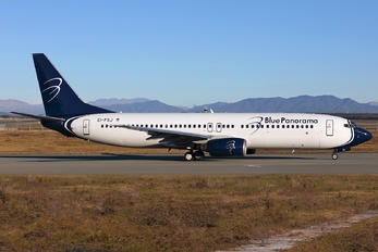 EI-FSJ - Blue Panorama Airlines Boeing 737-800