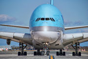 HL7612 - Korean Air Boeing 777-300ER aircraft