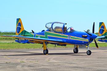 """FAB5719 - Brazil - Air Force """"Esquadrilha da Fumaça"""" Embraer EMB-314 Super Tucano A-29A"""