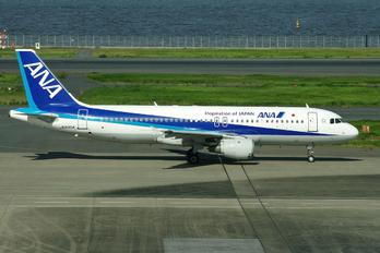 JA8304 - ANA - All Nippon Airways Airbus A320