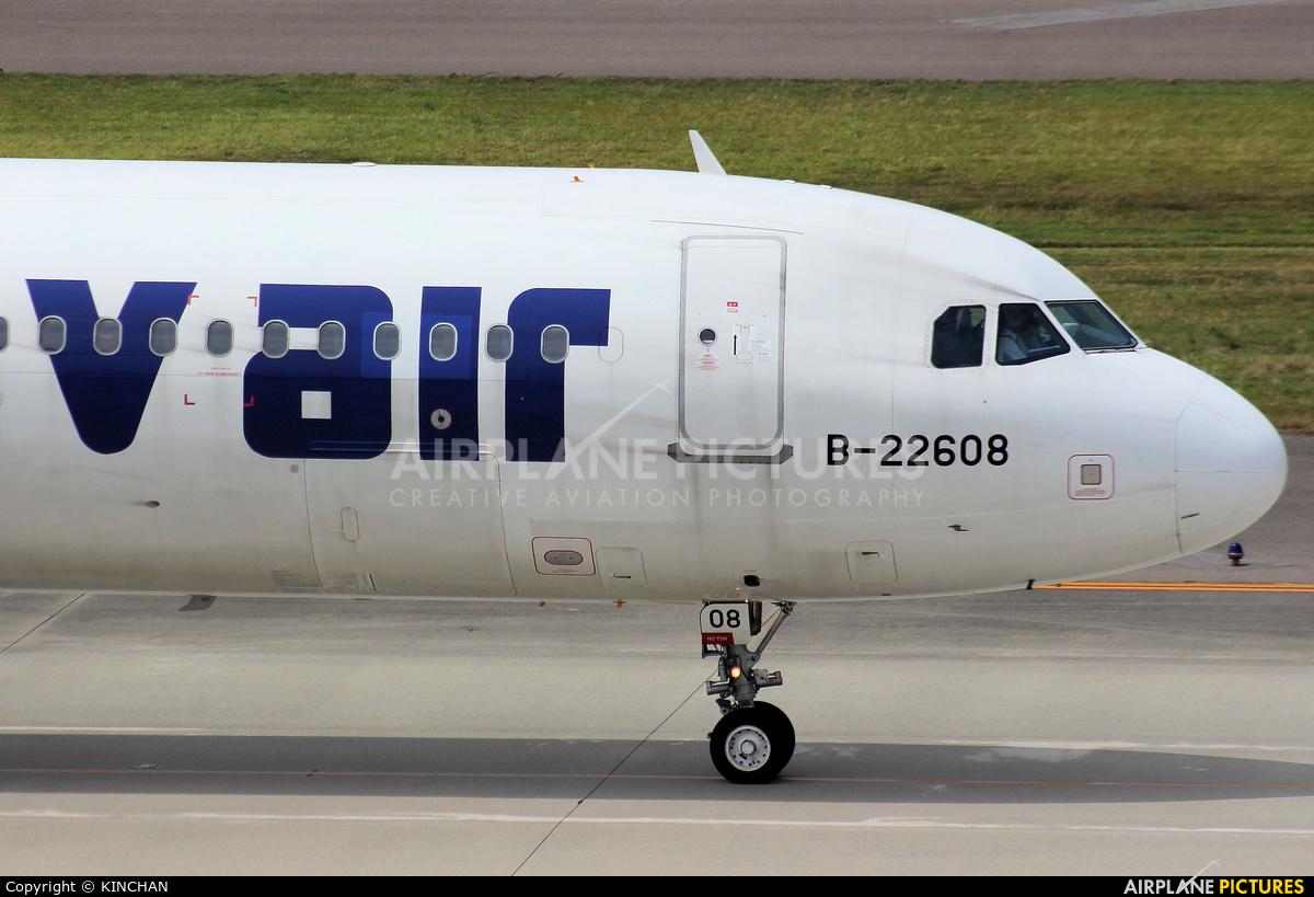 V Air B-22608 aircraft at Chubu Centrair Intl