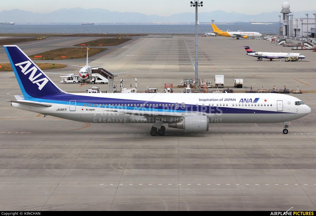 ANA - All Nippon Airways JA8971 aircraft at Chubu Centrair Intl