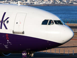 G-MONS - Monarch Airlines Airbus A300