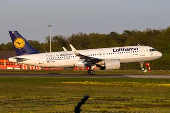 D-AINA - Lufthansa Airbus A320 NEO
