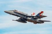 163755 - USA - Marine Corps McDonnell Douglas F/A-18C Hornet aircraft