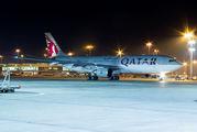 A7-ACG - Qatar Airways Airbus A330-200 aircraft