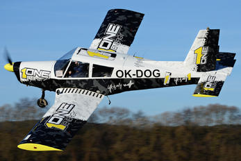OK-DOG - Private Zlín Aircraft Z-43