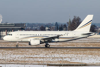 A6-RRJ - Private Airbus A319 CJ