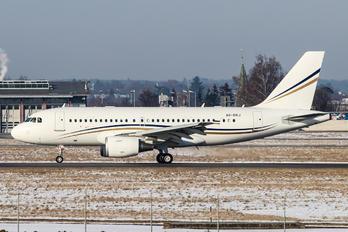 A6-RRJ - Private Airbus A319 CJ