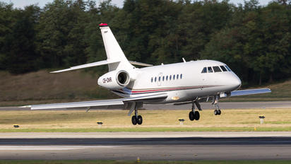 CS-DNR - NetJets Europe (Portugal) Dassault Falcon 2000 DX, EX