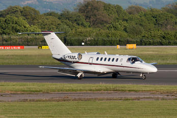G-YEDC - Air Charter Scotland Cessna 525B Citation CJ3