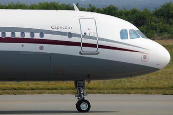 A7-HSJ - Qatar Amiri Flight Airbus A320 CJ