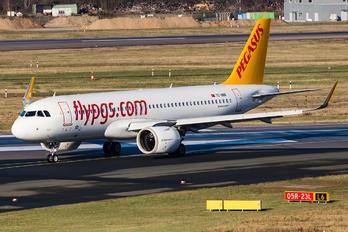 TC-NBB - Pegasus Airbus A320 NEO