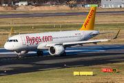 TC-NBB - Pegasus Airbus A320 NEO aircraft