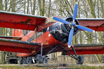 SP-ANT - Private PZL Mielec An-2