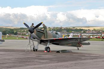 G-CFGJ - Private Supermarine Spitfire Ia