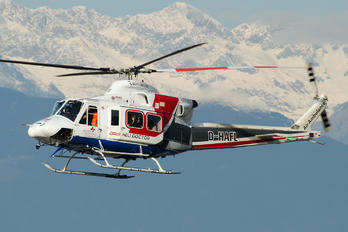 D-HAFL - GRS Helidoctor Bell 412EP