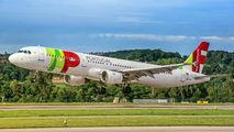 CS-TJF - TAP Portugal Airbus A321 aircraft