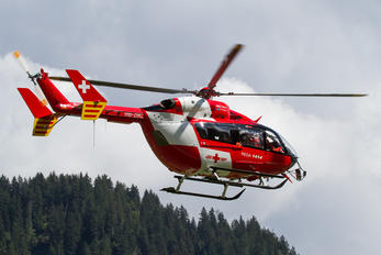 HB-ZRC - REGA Swiss Air Ambulance  Eurocopter EC145