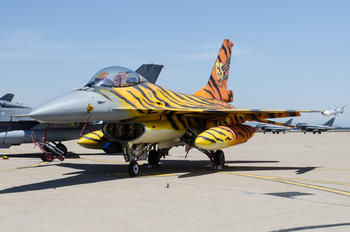 FA-77 - Belgium - Air Force General Dynamics F-16A Fighting Falcon