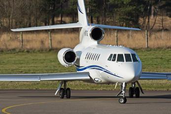 N171TG - Private Dassault Falcon 50