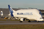 F-GSTF - Airbus Industrie Airbus A300 Beluga aircraft