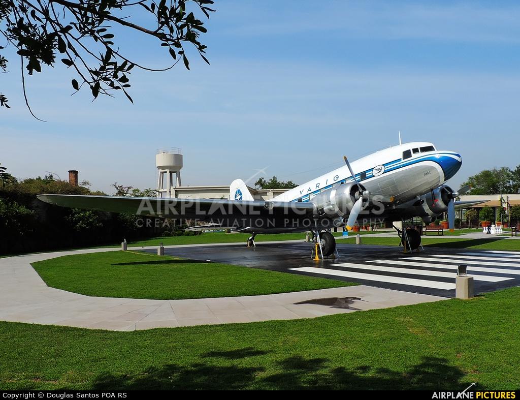 VARIG PP-ANU aircraft at Porto Alegre - Salgado Filho