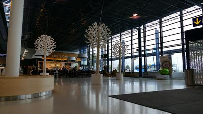 EFOU - - Airport Overview - Airport Overview - Terminal Building